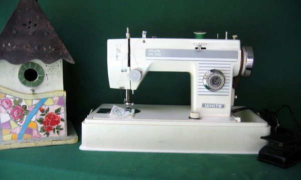 manual for white sewing machine model 844