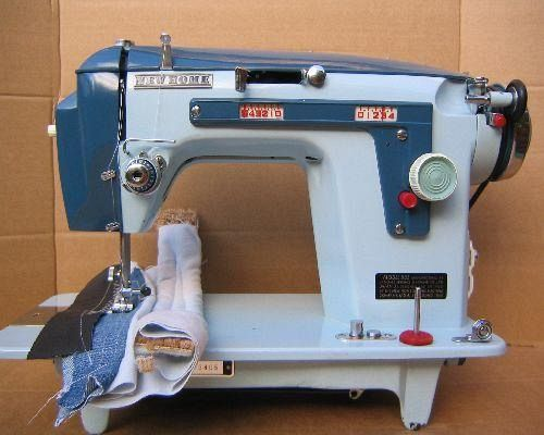 new home sewing machine model 632 manual