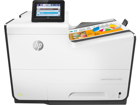 user manual for hp pagewide mangaged