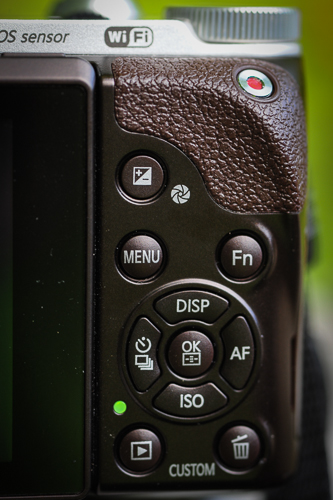 samsung nx300 manual shutter release wired