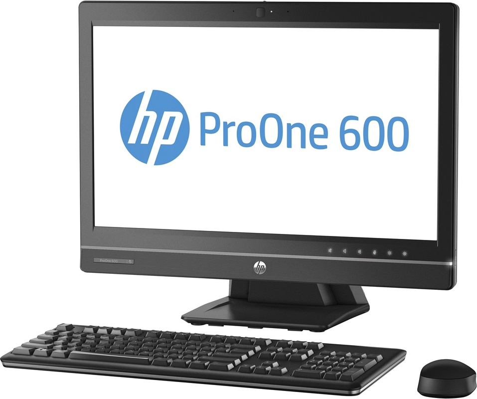 hp proone 600 g1 aio manual