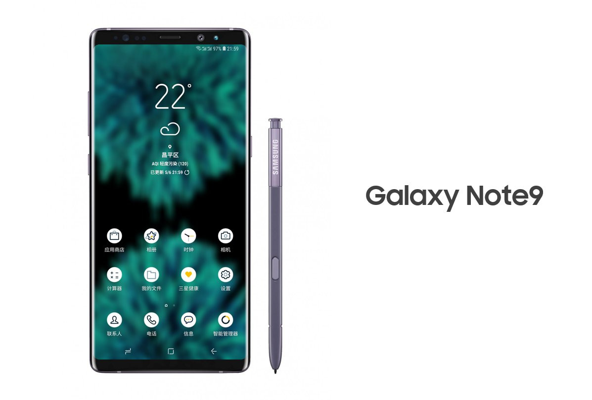 manual del samsung galaxy note 9