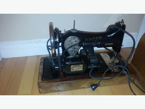 singer model 132 featherweight manual